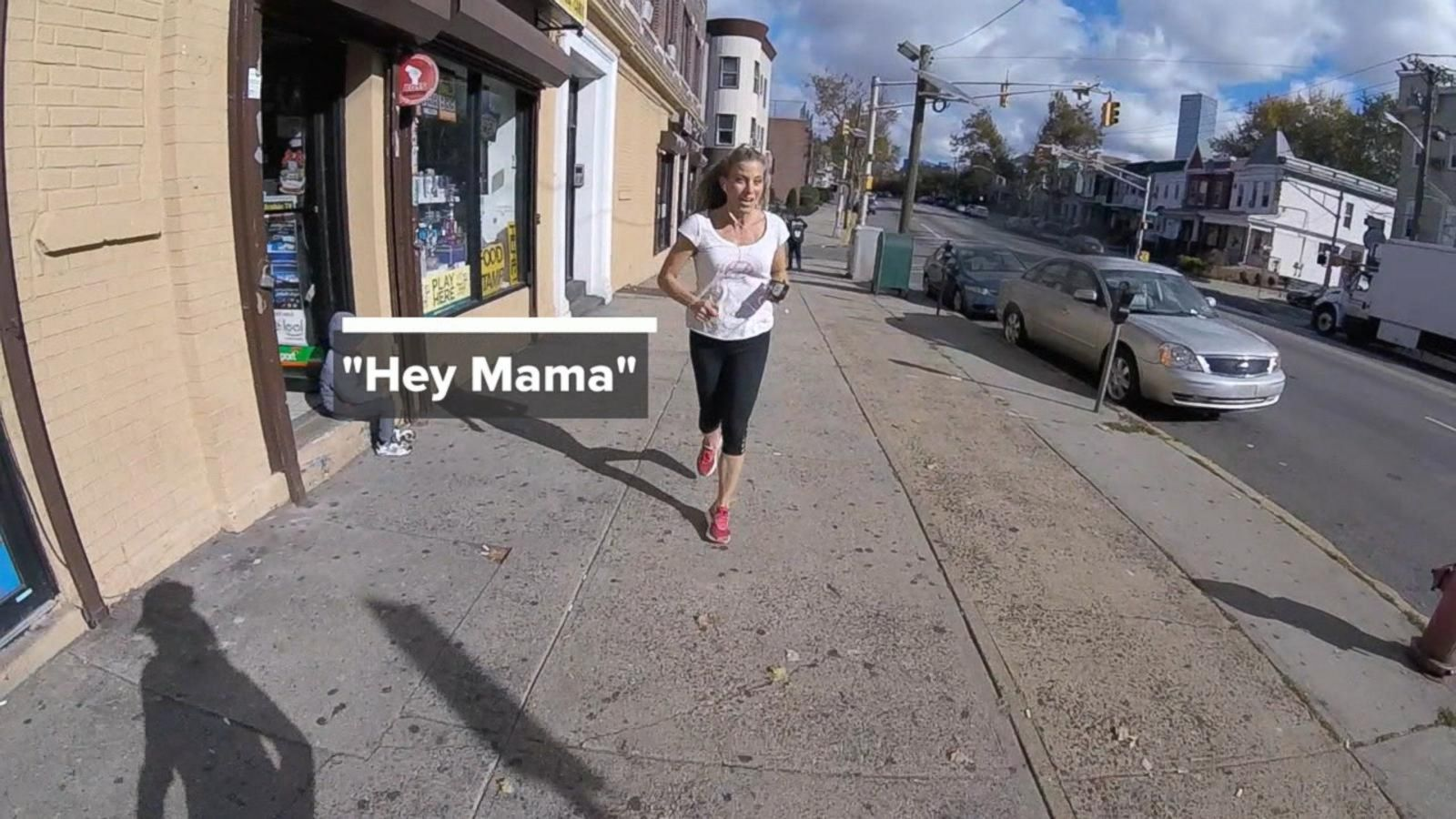 VIDEO: A Look at the Harassment Women Face While Going for a Run