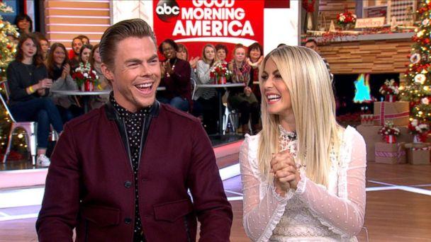 VIDEO: Derek and Julianne Hough Talk Their Upcoming 'Move Beyond' Tour