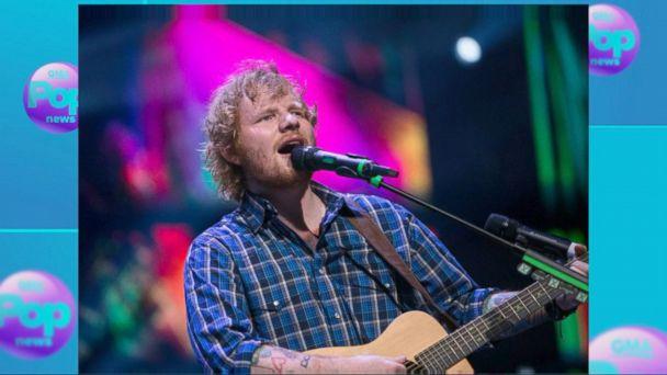 VIDEO: Ed Sheeran Teases New Album on Social Media