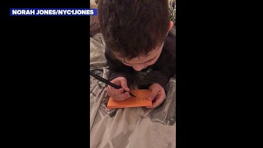 VIDEO: Boy Learns to Write First Word Thanks to Gwen Stefanis Hollaback Girl