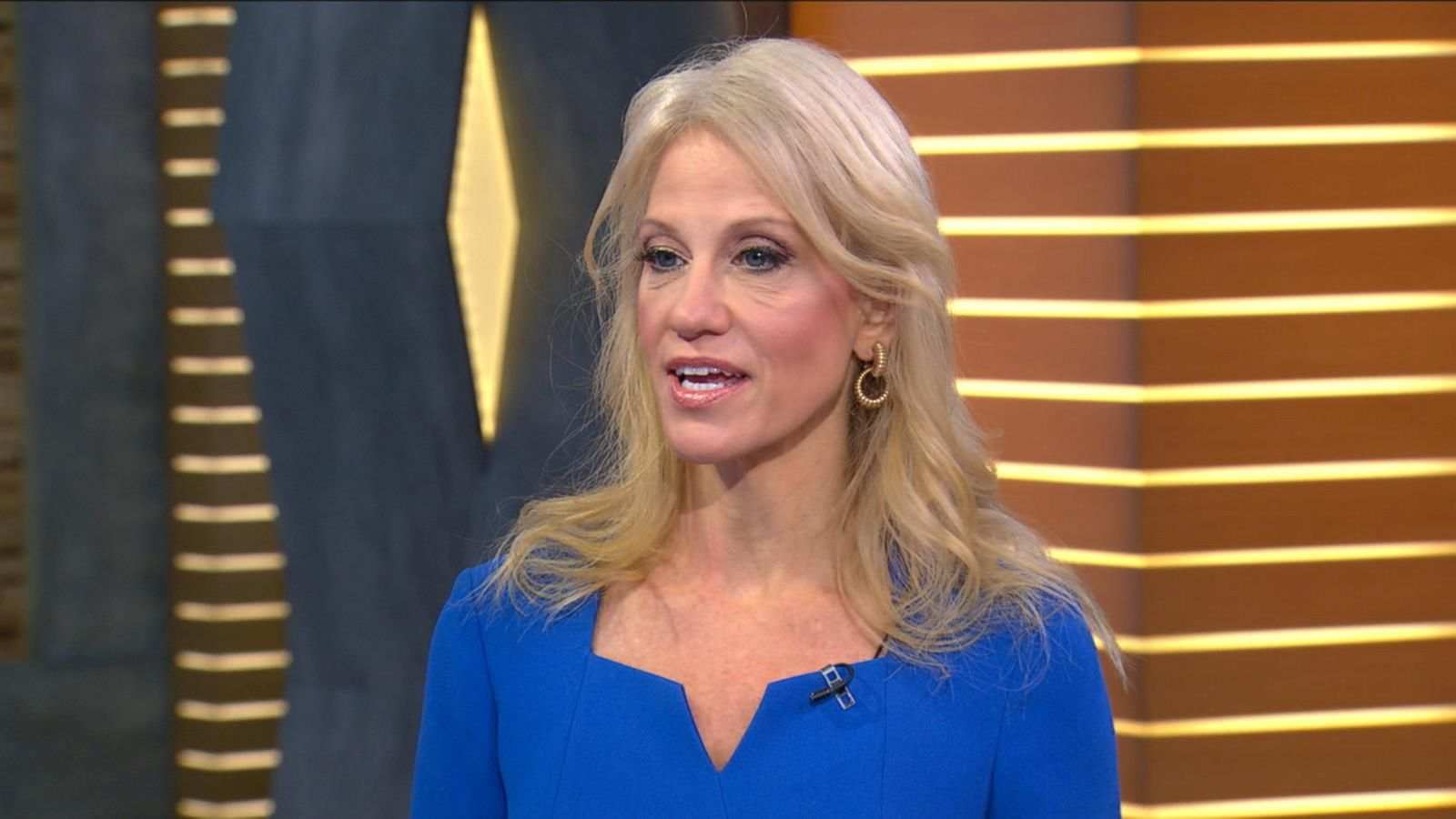 VIDEO: Kellyanne Conway Responds to New Russia Claims