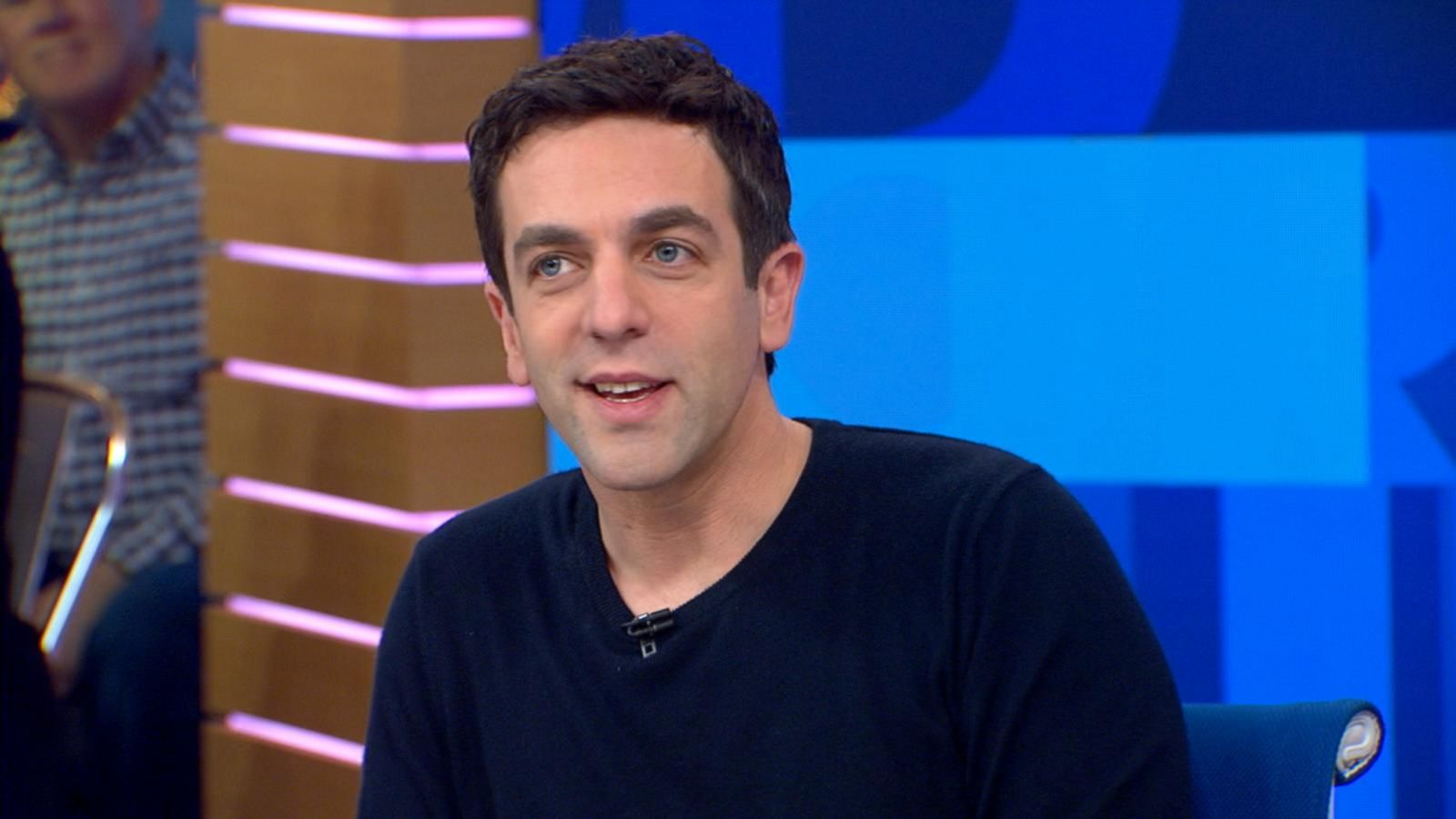 VIDEO: BJ Novak Talks About His New Film About McDonalds The Founder