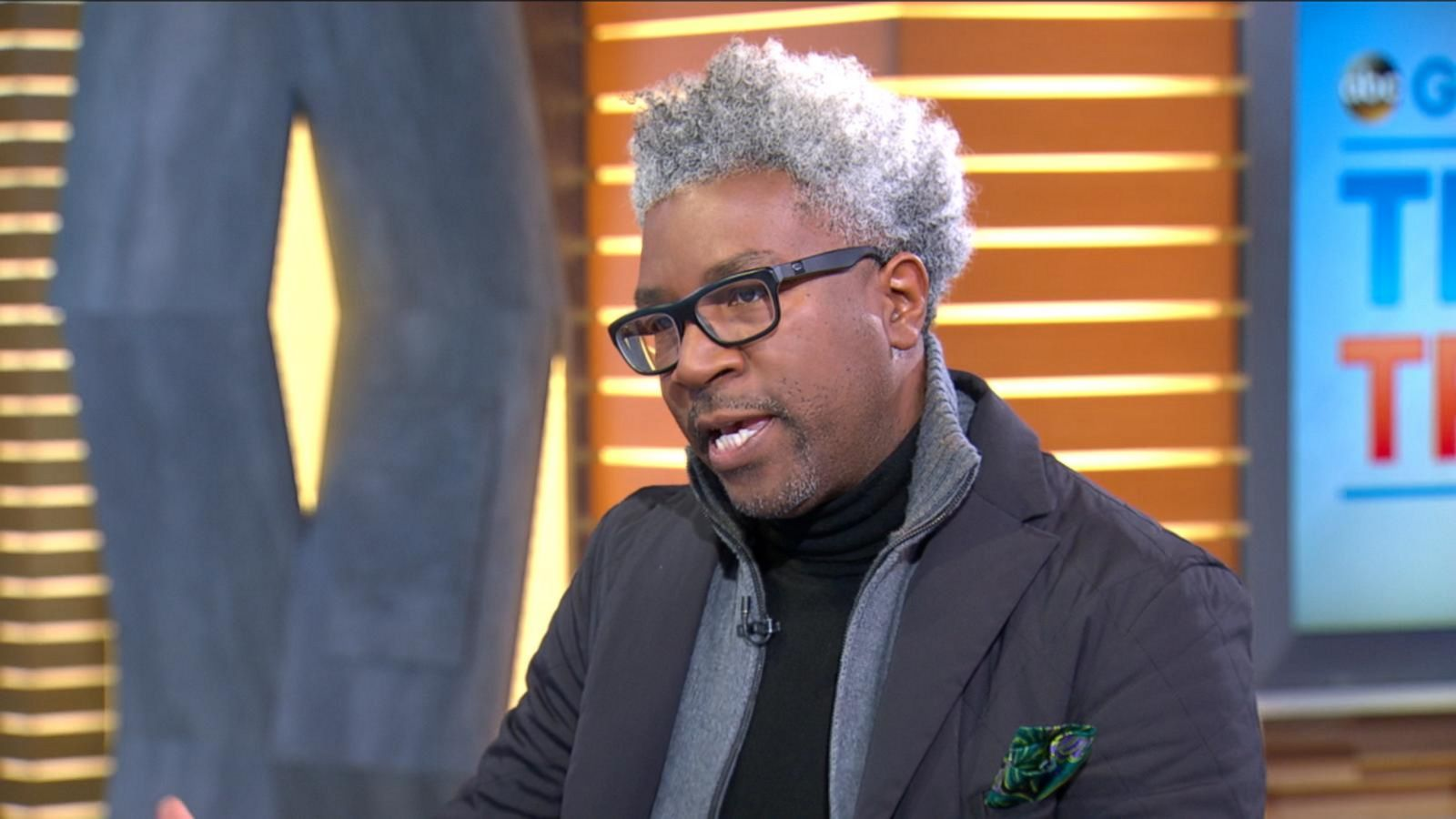 VIDEO: Cornell Belcher on Trump's Transition and Inauguration Plans