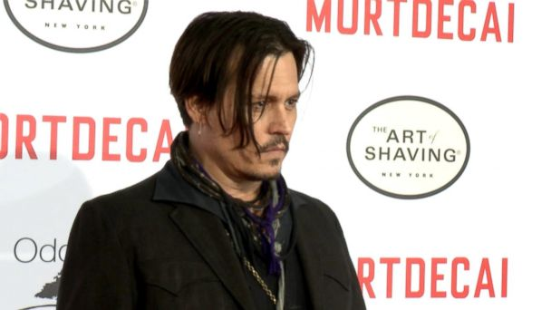 VIDEO: Johnny Depp Sues Ex-Managers for $25M