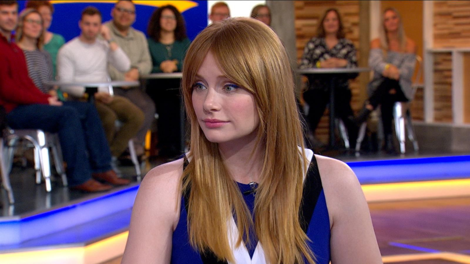 VIDEO: Bryce Dallas Howard Talks About Her Upcoming Movie 'Gold'