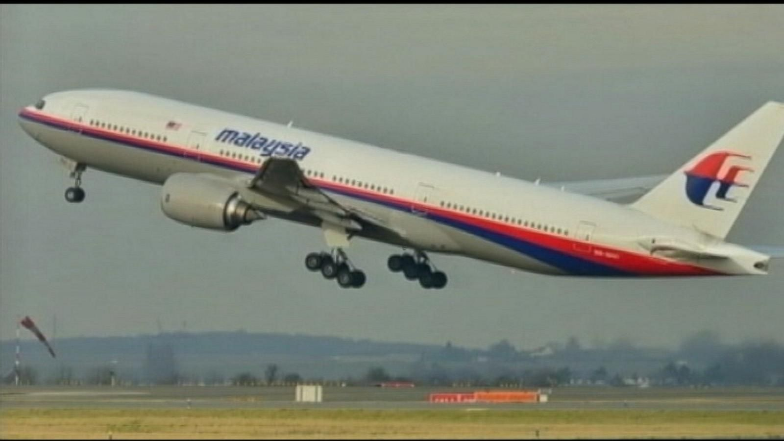 VIDEO: Officials Call Off Search for Missing Flight MH370