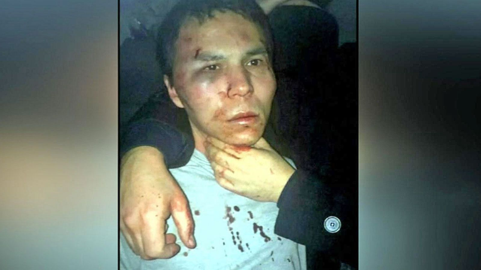 VIDEO Suspect Confesses in Istanbul Terror Attack Police