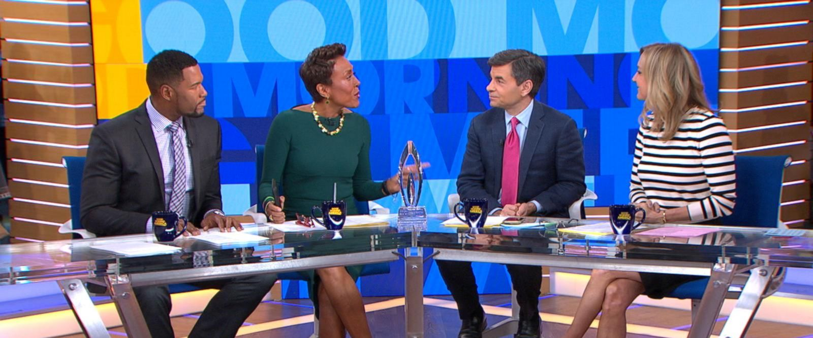 VIDEO: 'GMA' Thanks America for People's Choice Awards Win