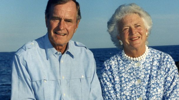 VIDEO: George H. W. and Barbara Bush Hospitalized