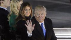 VIDEO: GMA 01/20/17: 45th Presidential Inauguration of Donald J. Trump