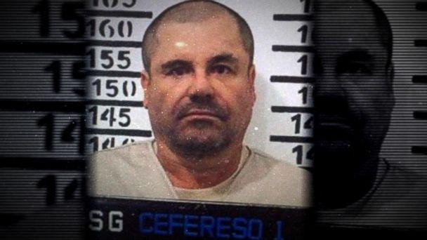 VIDEO: Joaquin 'El Chapo' Guzman Makes 1st US Court Appearance