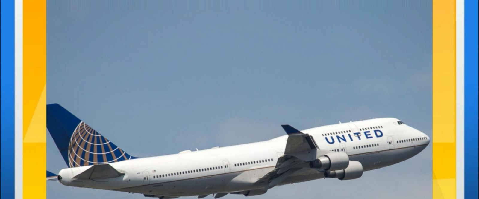 VIDEO: United Airlines 'IT Issue' Grounds All Domestic Flights