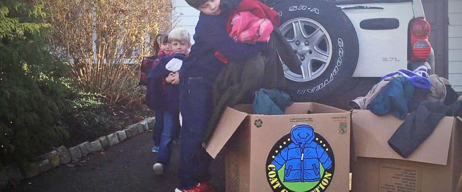 VIDEO: Warm Coats, Warm Hearts Coat Drive Collects Over 1M Coats