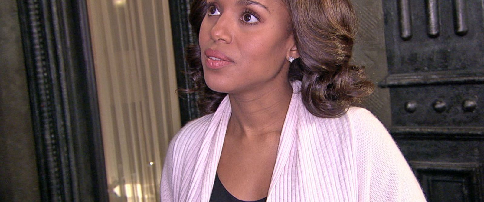 VIDEO: Kerry Washington Gets Candid in 'GMA' Lightning Round