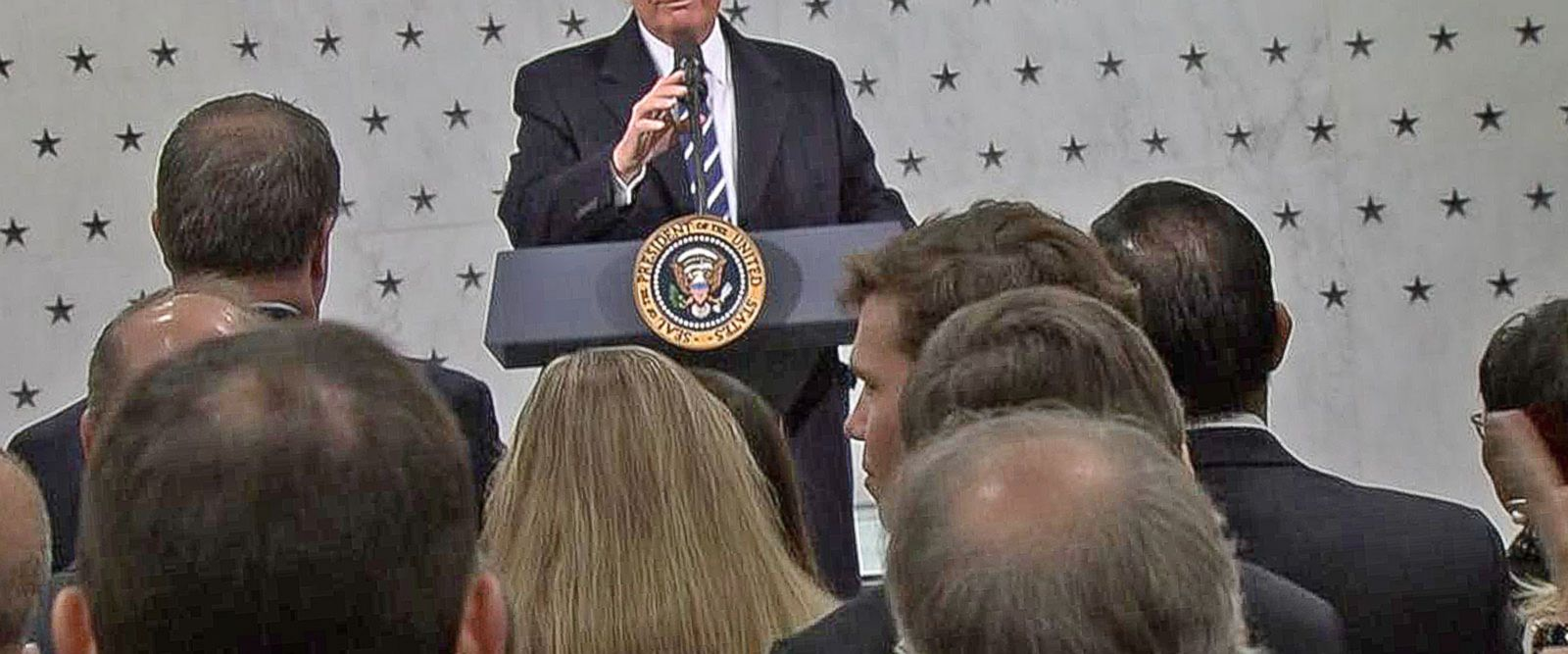 VIDEO: Trump Administration Battles Inauguration Numbers