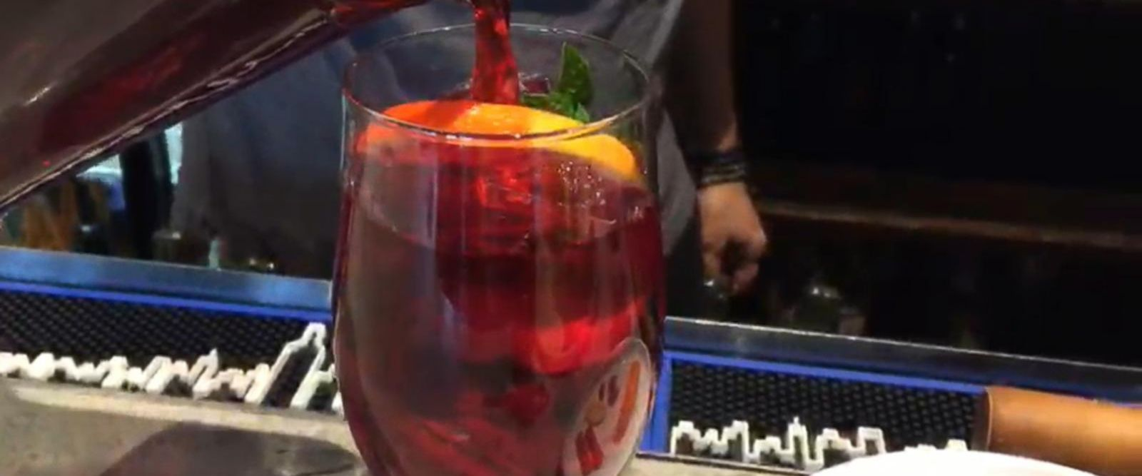 VIDEO: Chef Michael Psilakis' Spiced Hibiscus Iced Tea