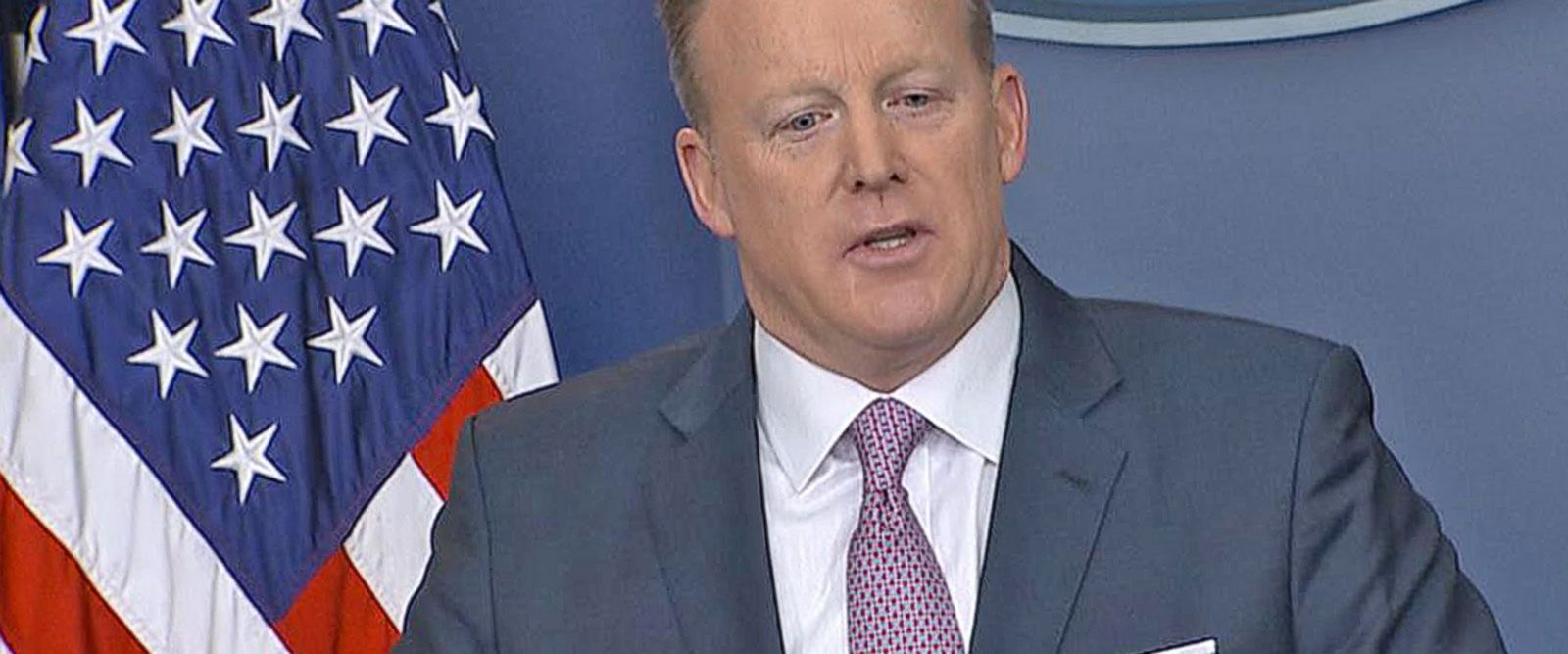 VIDEO: Inside Sean Spicer's White House Press Briefing