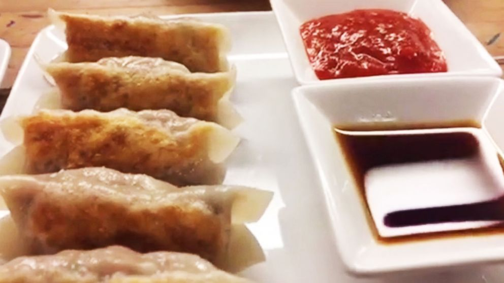 Gma Lunch Break Buddakan Chef Brian Ray S Cantonese Spring Rolls
