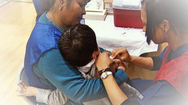 VIDEO: Health Officials: 4 Children Die of Flu in New York