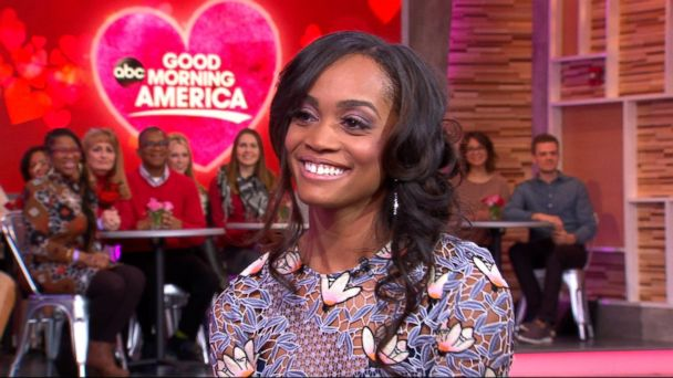 VIDEO: Rachel Lindsay opens up on becoming the first African-American 'Bachelorette'