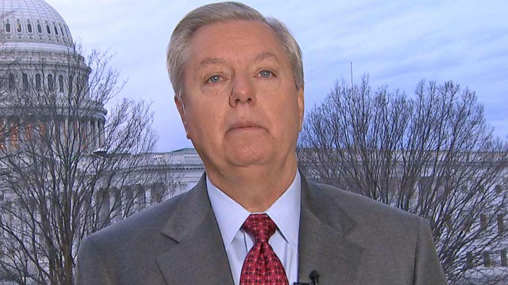 Sen. Lindsey Graham reacts to Trump-Russia investigation ...