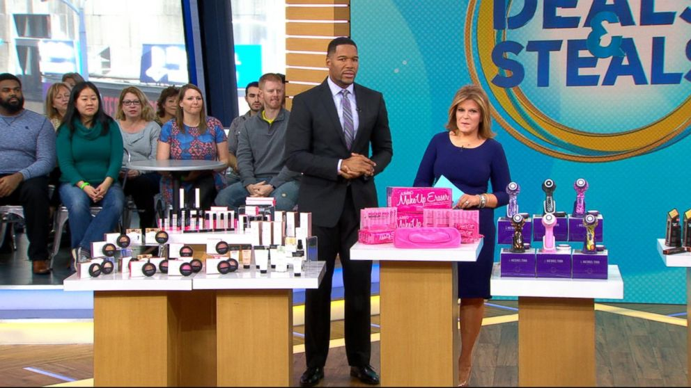 Good Morning America View Your Deal : Gma deals and steals the best bargains on winter beauty