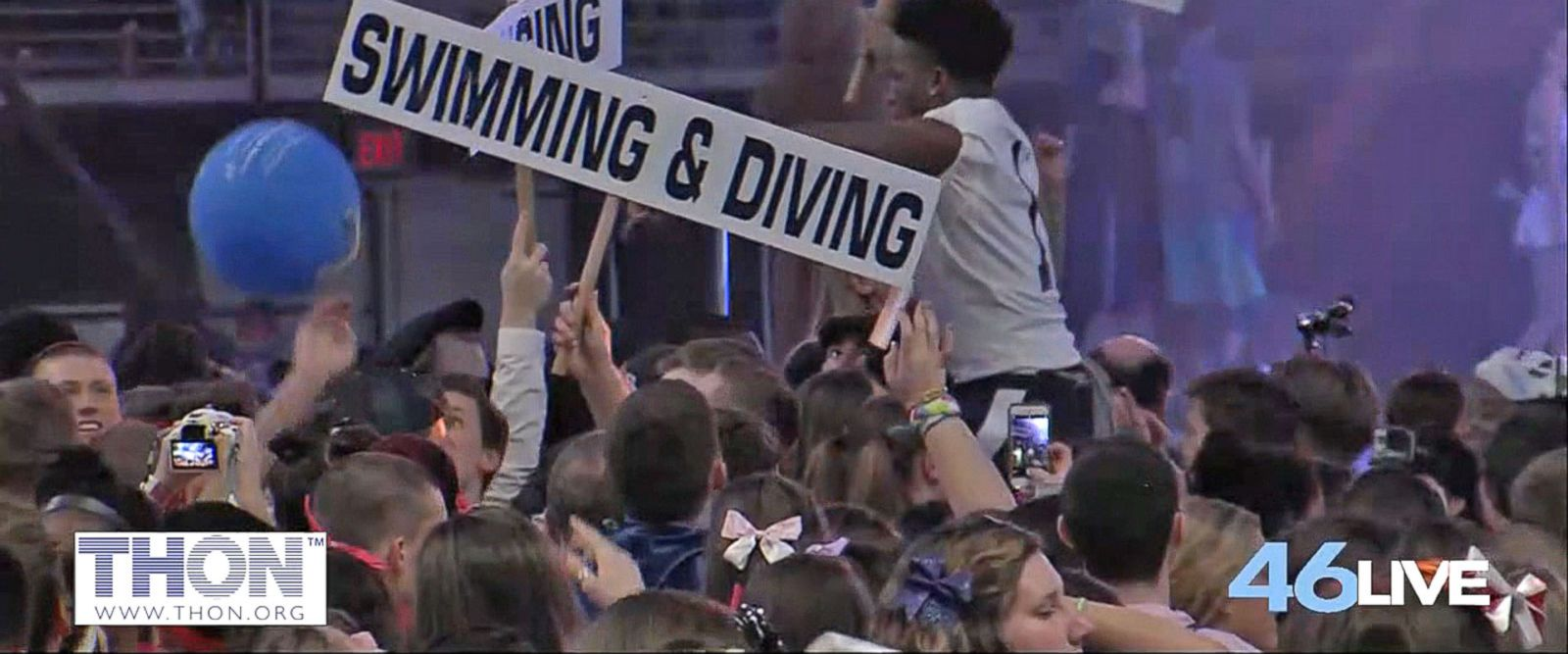 VIDEO: Penn State students participate in dance marathon