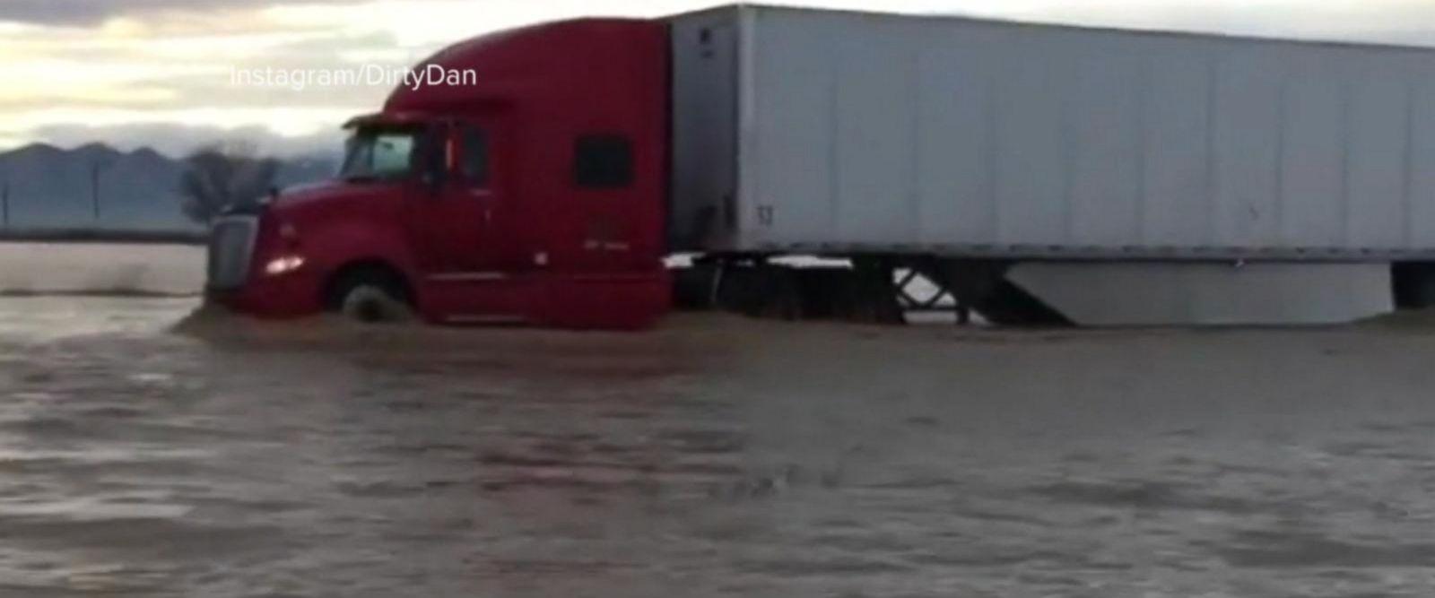 VIDEO: California braces for more heavy rain