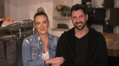 VIDEO: Maksim Chmerkovskiy and Peta Murgatroyd to return to Dancing