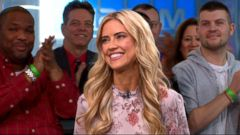 VIDEO: Christina El Moussa speaks out for the first time since her split from Tarek El Moussa