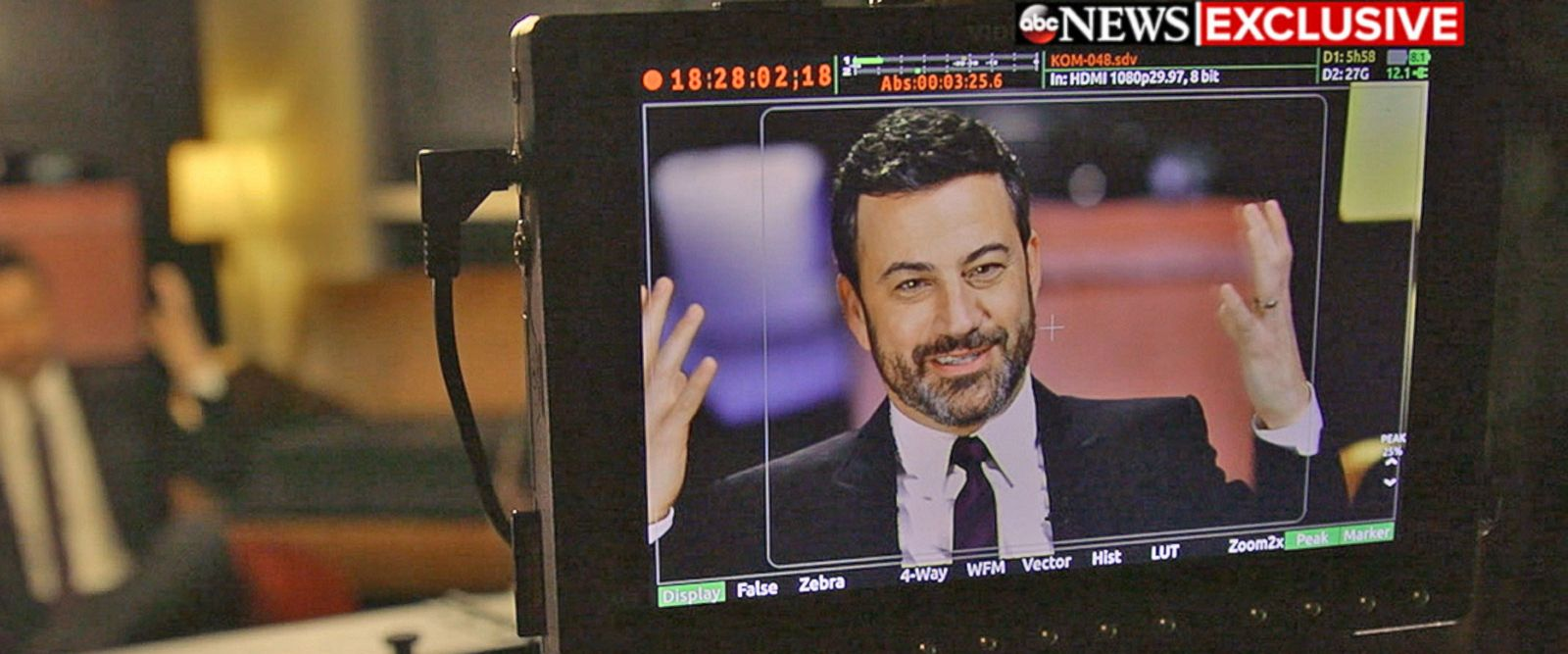 VIDEO: Extended 'GMA' interview: How Jimmy Kimmel is preparing to host the Oscars