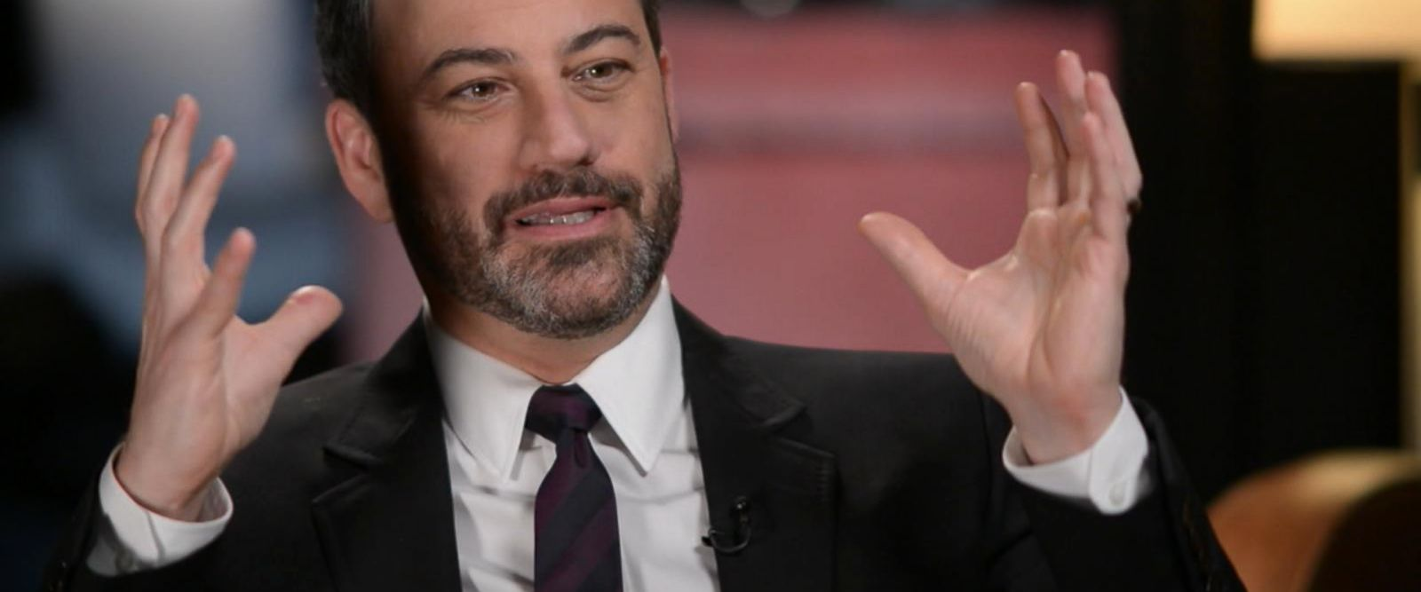 VIDEO: Behind the scenes with 1st-time Oscars host Jimmy Kimmel