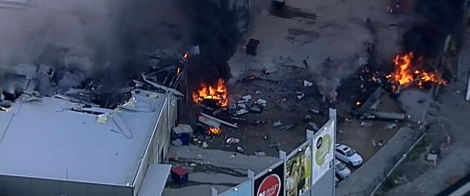 VIDEO: Pilot in deadly Australian plane crash issued distress call