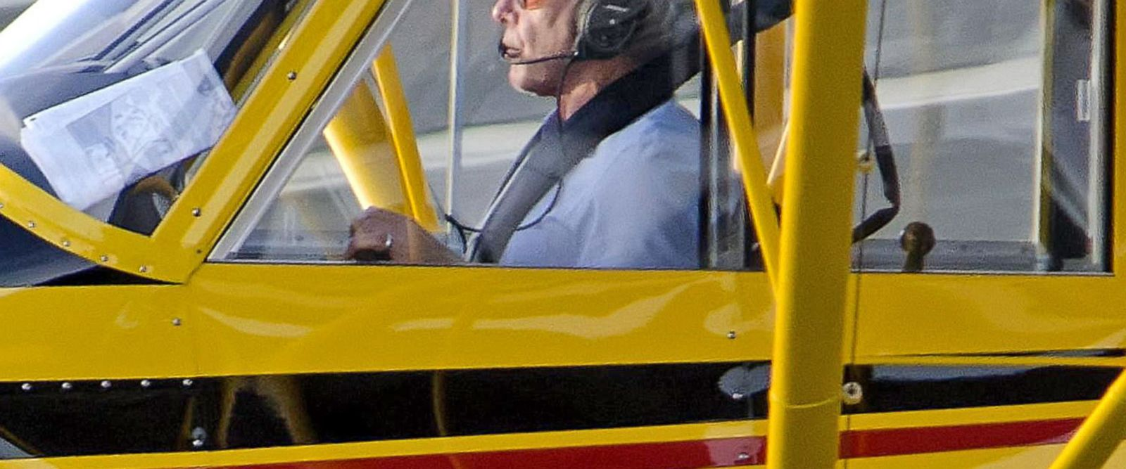 VIDEO: Video shows Harrison Ford's near-collision with 747 jetliner