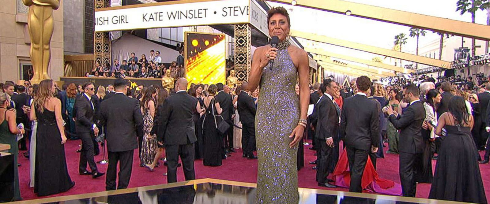VIDEO: 2017 Oscars red carpet pre-show hosts announced on 'GMA'