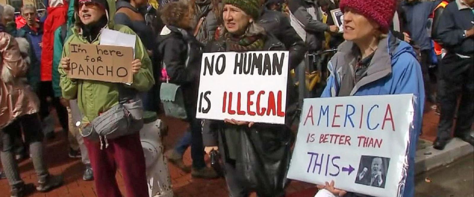 VIDEO: Trump administration issues new guidelines for illegal immigrants