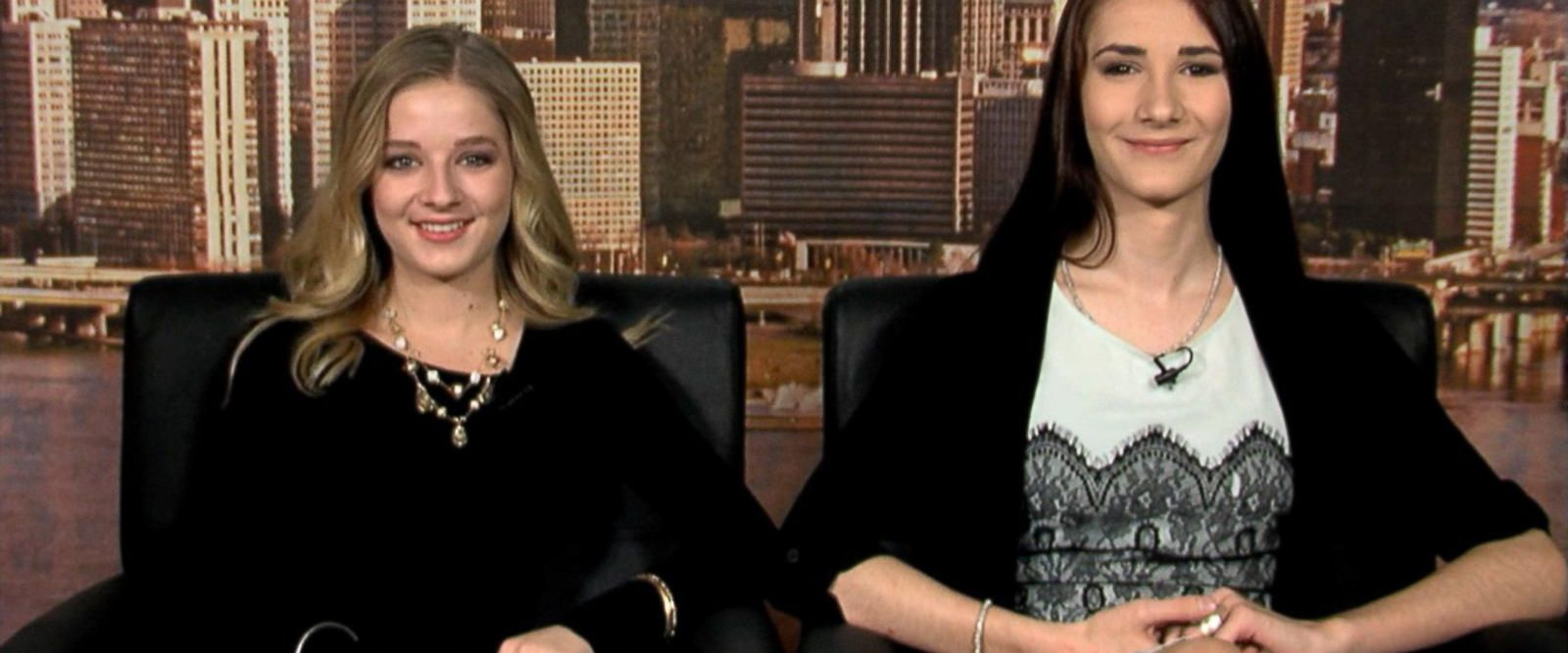 VIDEO: Jackie Evancho defends sister's transgender rights in call for meeting with President Trump