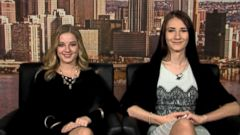 VIDEO: Jackie Evancho defends sisters transgender rights in call for meeting with President Trump