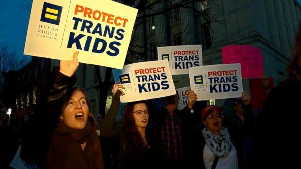 VIDEO: Trump administration reverses transgender bathroom guidance