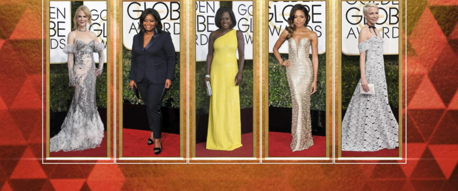 VIDEO: What will the stars wear at the Oscars?