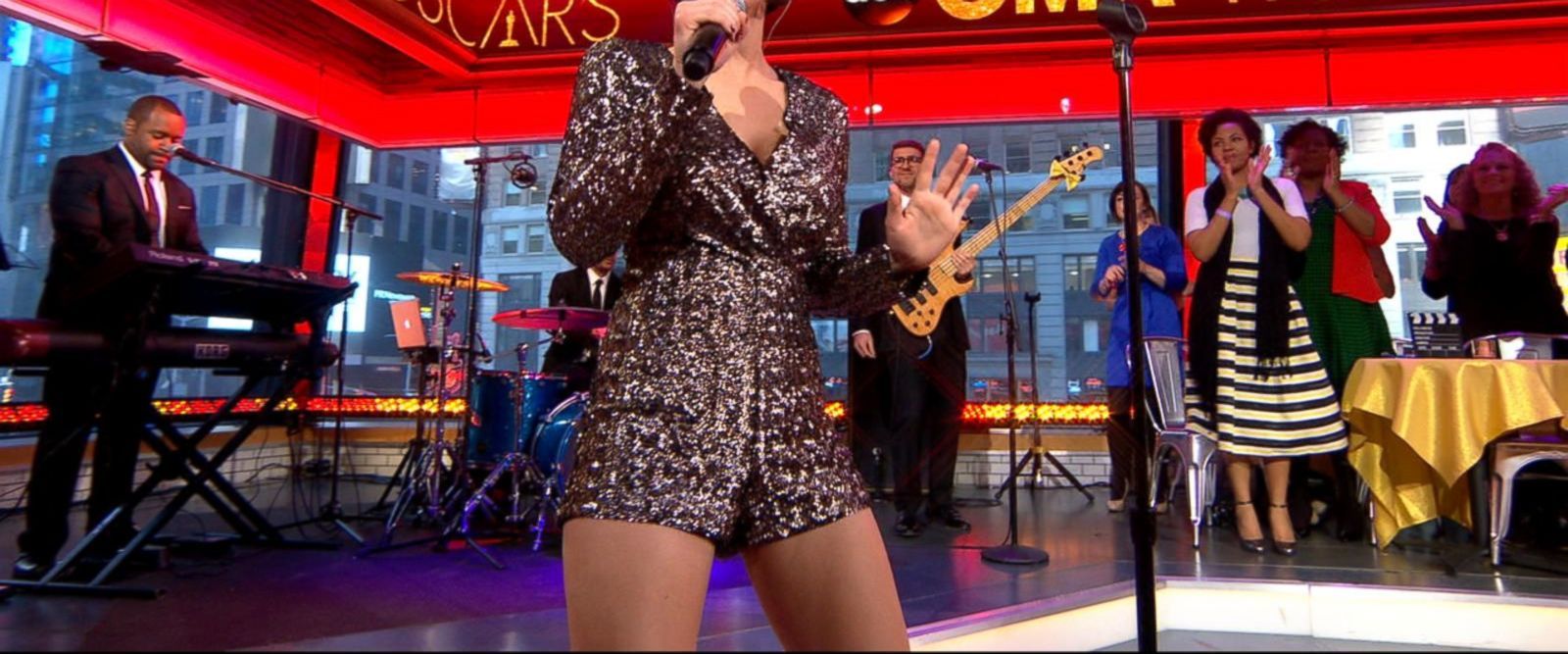 VIDEO: Erin Bowman performs 'Good Time Good Life' live on 'GMA'