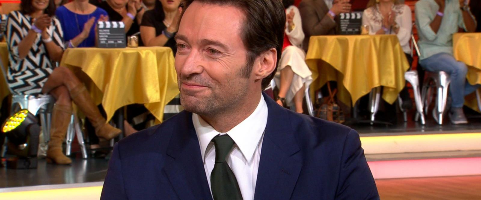 VIDEO: Hugh Jackman dishes on beating skin cancer and his upcoming film 'Logan'