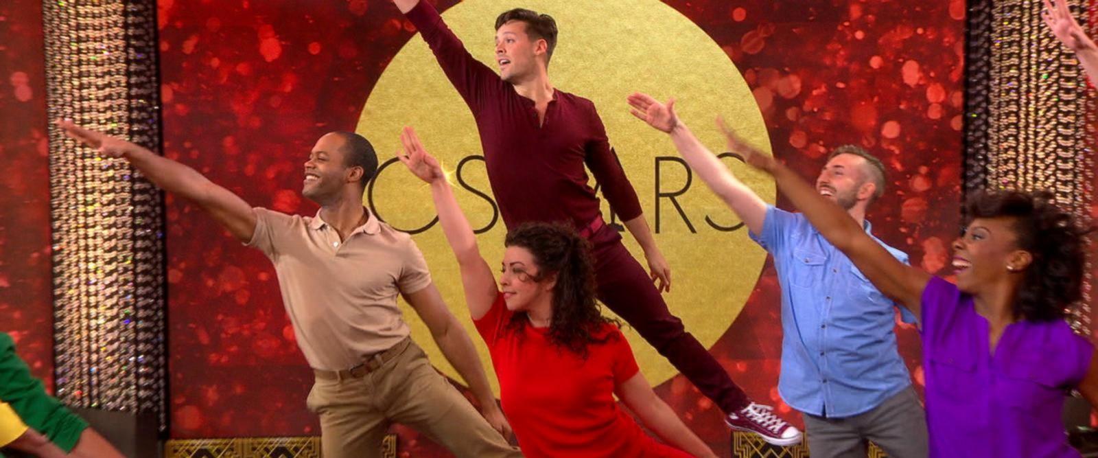 VIDEO: Dancers perform the 'La La Land' opening live on 'GMA'
