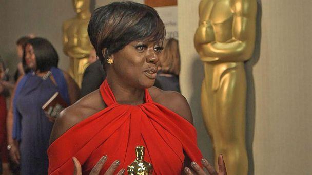 VIDEO: Mahershala Ali, Viola Davis and Emma Stone react to Oscar wins