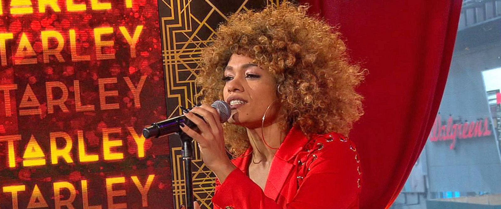 VIDEO: Starley performs a remix of 'Call on Me' live on 'GMA'