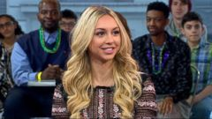 VIDEO: Corinne dishes on The Bachelor live on GMA