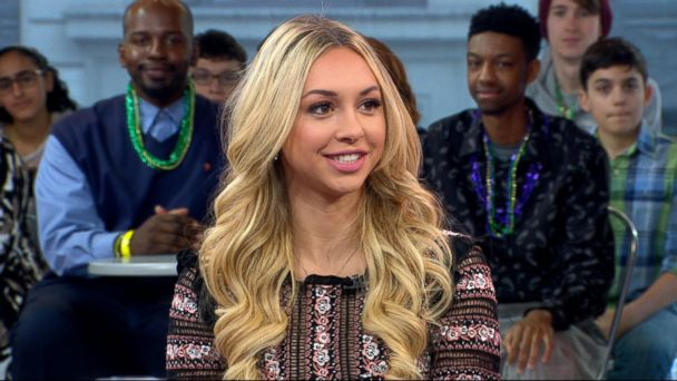VIDEO: Corinne dishes on 'The Bachelor' live on 'GMA'