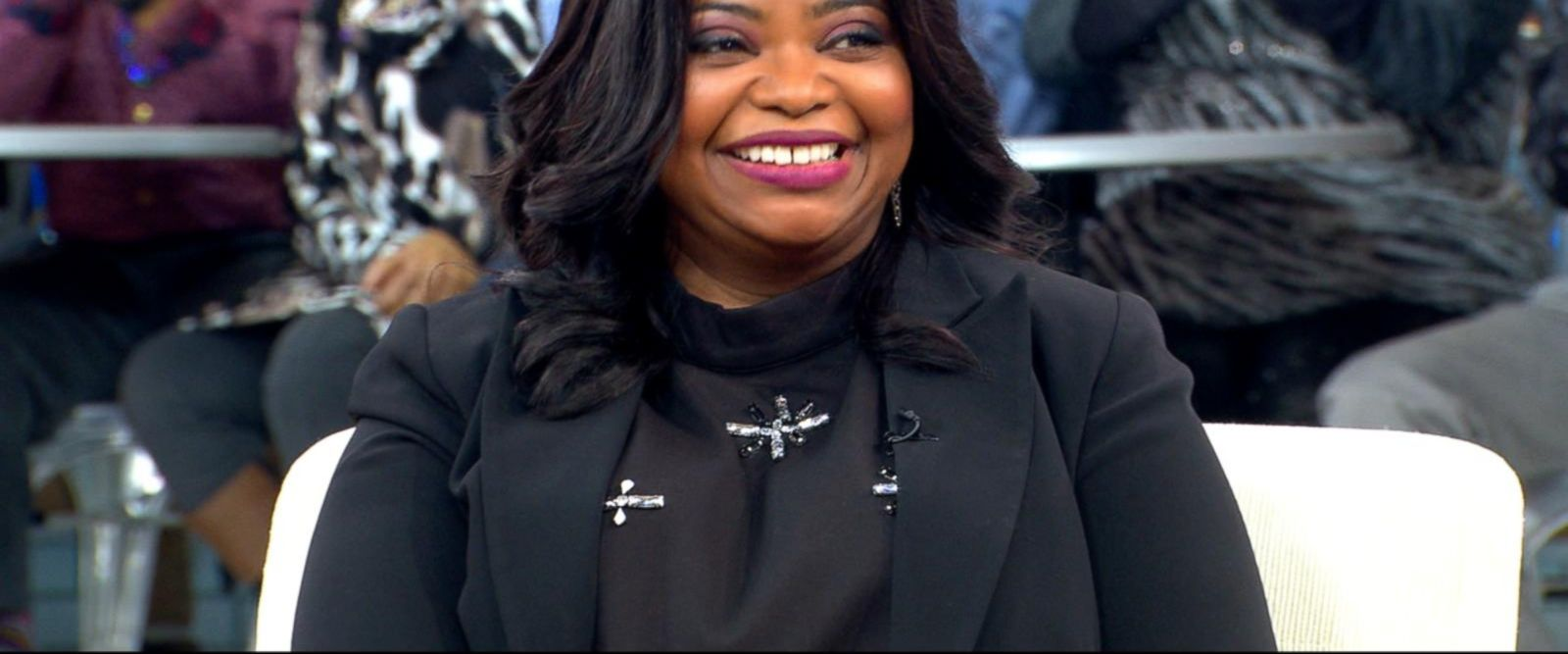 VIDEO: Octavia Spencer opens up about Oscars night and 'The Shack'