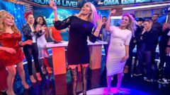 VIDEO: The new Dancing cast plays a wedding dance game live on GMA
