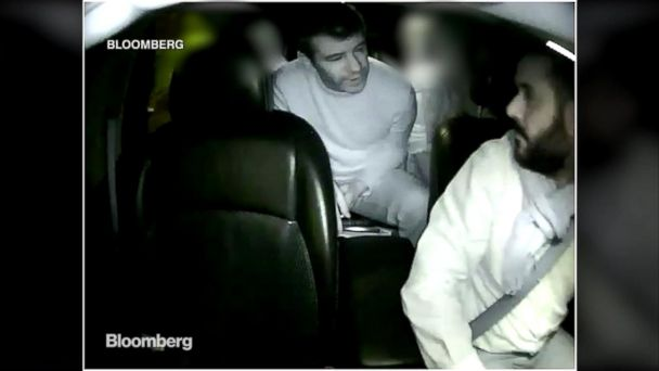 VIDEO: Uber CEO caught on tape yelling at driver